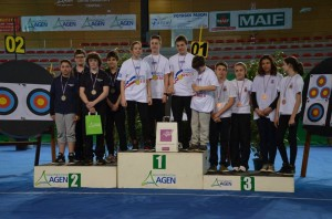 Photo unss Championnat de France