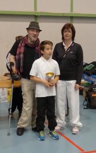 Maël - Compétition du 11 novembre 2015